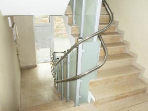 Treppenhaus Sahlenburger Weg